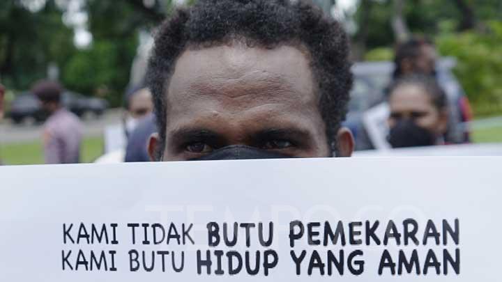 Marginalisasi Papua yang Tidak Tersentuh Otonomi Khusus Jilid 2