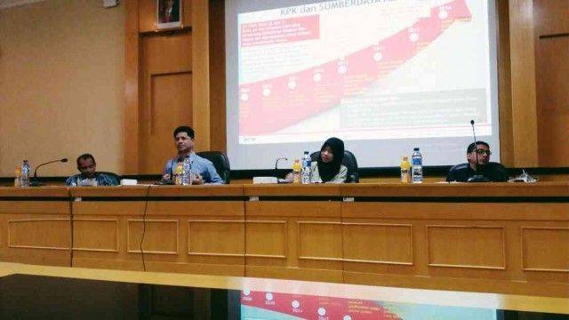 Kuliah Umum KMMH UGM : Progresivitas KPK Terhalang Hak Angket DPR
