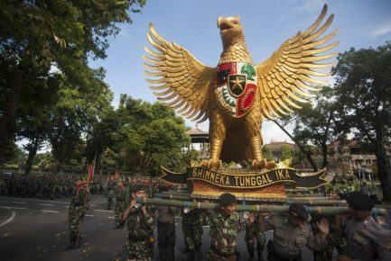 Menilik Makna Falsafah Negara dalam RUU Haluan Ideologi Pancasila