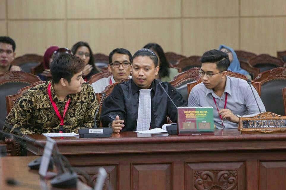 Mahasiswa Fakultas Hukum UGM Ajukan Judicial Review terhadap Undang-Undang Tipikor