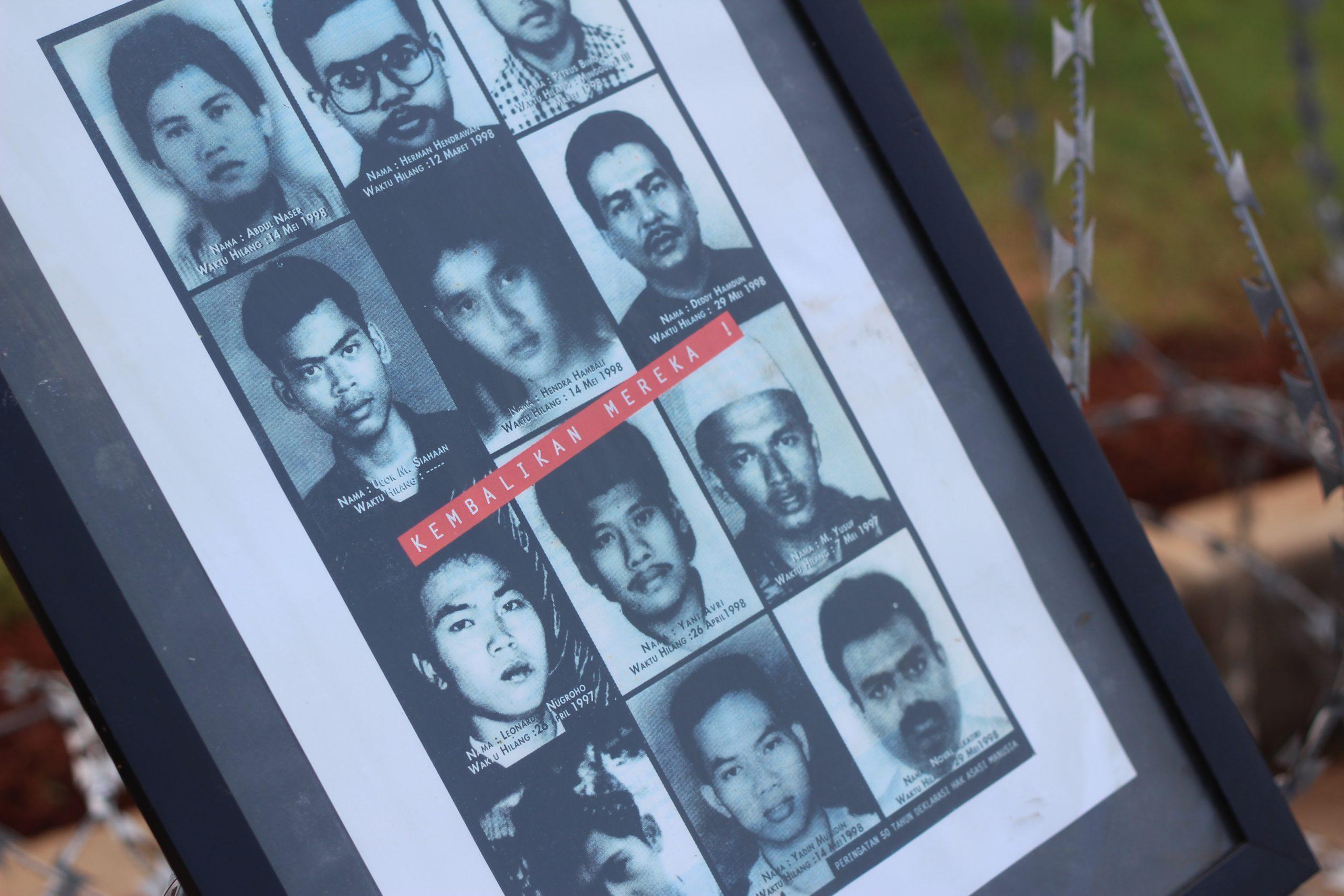 13 Tahun Aksi Kamisan: Indonesia Adalah Negara Impunitas