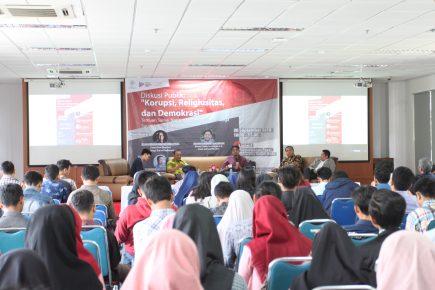 LSI Gelar Diskusi Publik Bertajuk Korupsi, Religiusitas, dan Demokrasi