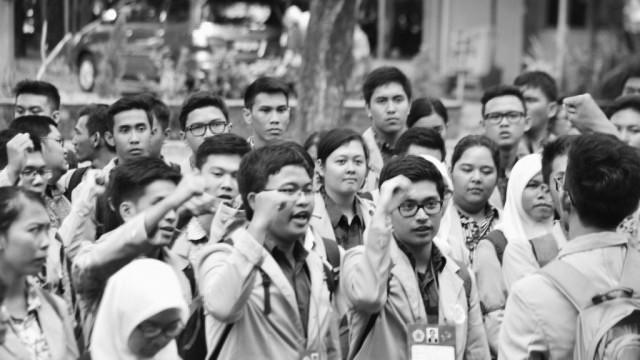 """""""Demokrasi"""", PPSMB Fakultas Hukum Virtual Pertama dalam Sejarah"""